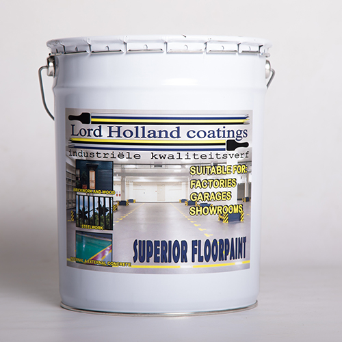 Lord Holland superieur PU vloerverf | Lord Holland Coatings