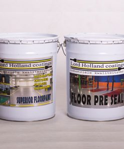 Lord Holland PU Vloerverf Superieur + Primer | Lord Holland Coatings