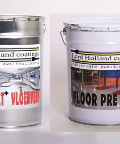 Primer + Powercoat | Vloerverf | Lord Holland Coatings